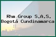 Rhm Group S.A.S. Bogotá Cundinamarca