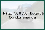 Rigi S.A.S. Bogotá Cundinamarca