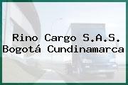 Rino Cargo S.A.S. Bogotá Cundinamarca