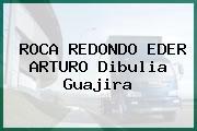 ROCA REDONDO EDER ARTURO Dibulia Guajira