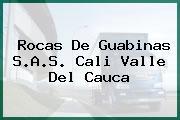 Rocas De Guabinas S.A.S. Cali Valle Del Cauca