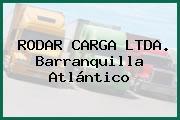 RODAR CARGA LTDA. Barranquilla Atlántico