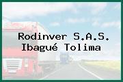 Rodinver S.A.S. Ibagué Tolima