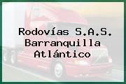 Rodovías S.A.S. Barranquilla Atlántico