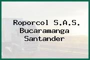 Roporcol S.A.S. Bucaramanga Santander