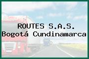 ROUTES S.A.S. Bogotá Cundinamarca