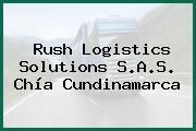 Rush Logistics Solutions S.A.S. Chía Cundinamarca