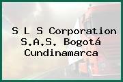 S L S Corporation S.A.S. Bogotá Cundinamarca