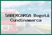 SABERCARGA Bogotá Cundinamarca