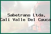 Sabetrans Ltda. Cali Valle Del Cauca