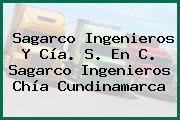 Sagarco Ingenieros Y Cía. S. En C. Sagarco Ingenieros Chía Cundinamarca