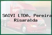 SAIVI LTDA. Pereira Risaralda