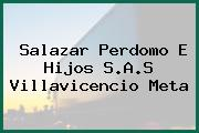 Salazar Perdomo E Hijos S.A.S Villavicencio Meta