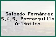 Salzedo Fernández S.A.S. Barranquilla Atlántico