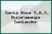 Santa Rosa S.A.S. Bucaramanga Santander