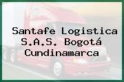Santafe Logistica S.A.S. Bogotá Cundinamarca