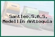 Santleo.S.A.S. Medellín Antioquia