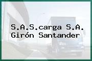 S.A.S.carga S.A. Girón Santander