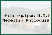 Sele Equipos S.A.S Medellín Antioquia