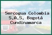 Sercogua Colombia S.A.S. Bogotá Cundinamarca