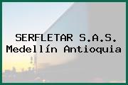 SERFLETAR S.A.S. Medellín Antioquia