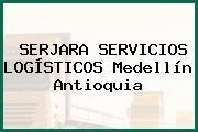 SERJARA SERVICIOS LOGÍSTICOS Medellín Antioquia