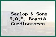 Serlop & Sons S.A.S. Bogotá Cundinamarca