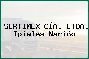 SERTIMEX CÍA. LTDA. Ipiales Nariño