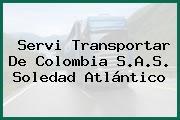 Servi Transportar De Colombia S.A.S. Soledad Atlántico