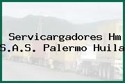 Servicargadores Hm S.A.S. Palermo Huila