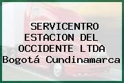 SERVICENTRO ESTACION DEL OCCIDENTE LTDA Bogotá Cundinamarca