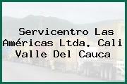Servicentro Las Américas Ltda. Cali Valle Del Cauca