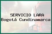 SERVICIO LARA Bogotá Cundinamarca