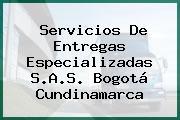 Servicios De Entregas Especializadas S.A.S. Bogotá Cundinamarca