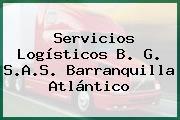 Servicios Logísticos B. G. S.A.S. Barranquilla Atlántico