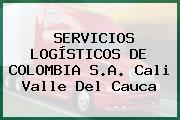 SERVICIOS LOGÍSTICOS DE COLOMBIA S.A. Cali Valle Del Cauca