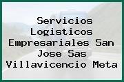 Servicios Logisticos Empresariales San Jose Sas Villavicencio Meta