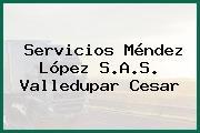 Servicios Méndez López S.A.S. Valledupar Cesar