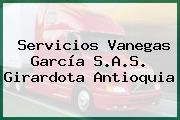 Servicios Vanegas García S.A.S. Girardota Antioquia