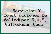 Servicios Y Construcciones De Valledupar S.A.S. Valledupar Cesar