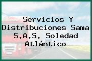 Servicios Y Distribuciones Sama S.A.S. Soledad Atlántico