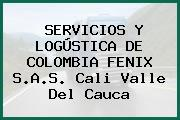 SERVICIOS Y LOGÚSTICA DE COLOMBIA FENIX S.A.S. Cali Valle Del Cauca