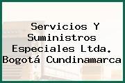 Servicios Y Suministros Especiales Ltda. Bogotá Cundinamarca