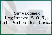 Servicomex Logística S.A.S. Cali Valle Del Cauca
