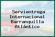Servientrega Internacional Barranquilla Atlántico