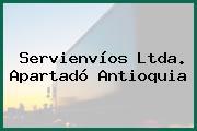 Servienvíos Ltda. Apartadó Antioquia