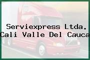 Serviexpress Ltda. Cali Valle Del Cauca