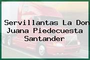 Servillantas La Don Juana Piedecuesta Santander