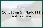 Servilogán Medellín Antioquia