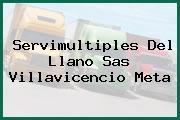 Servimultiples Del Llano Sas Villavicencio Meta